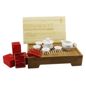 茶套礼盒120g红茶A