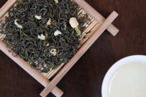 碧螺茉莉花茶214