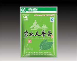秀水天香绿茶