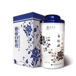 【绿雪芽】青花白牡丹/75g