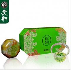 八月桂花绿茶(48g*2)
