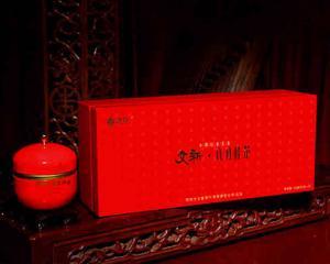 八月桂花红茶100g
