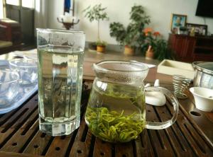 盛业春绿茶